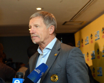 Supporters will be a 12th player for us – Baxter - Kaizer ...