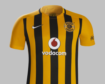 Kaizer Chiefs 2015-16 Nike home kit celebrates 45th Anniversary of The Club