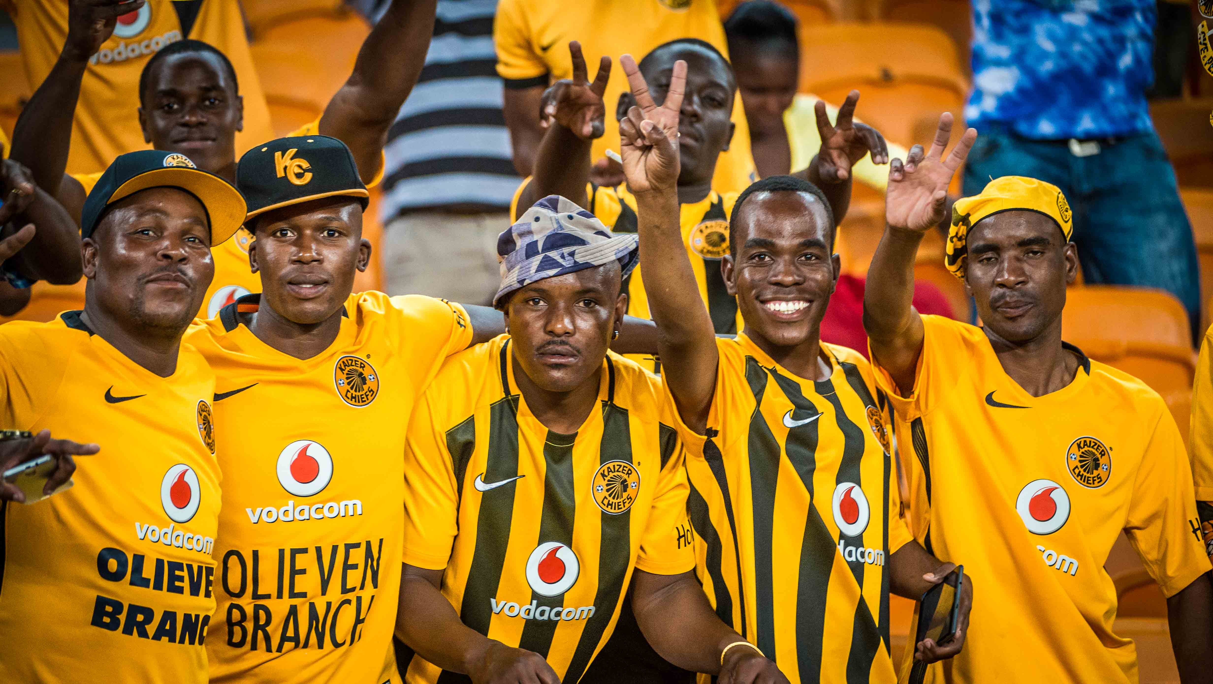 Kaizer Chiefs Fc: Supporters Of Love & Peace