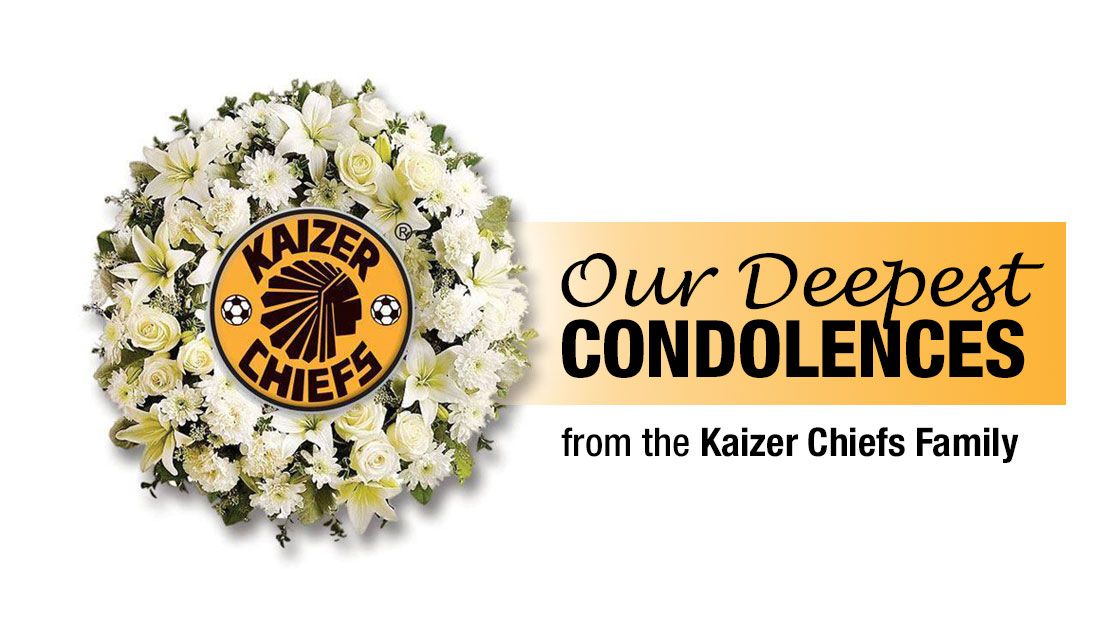 Kaizer Chiefs mourn the passing of 'Sgora' - Kaizer Chiefs