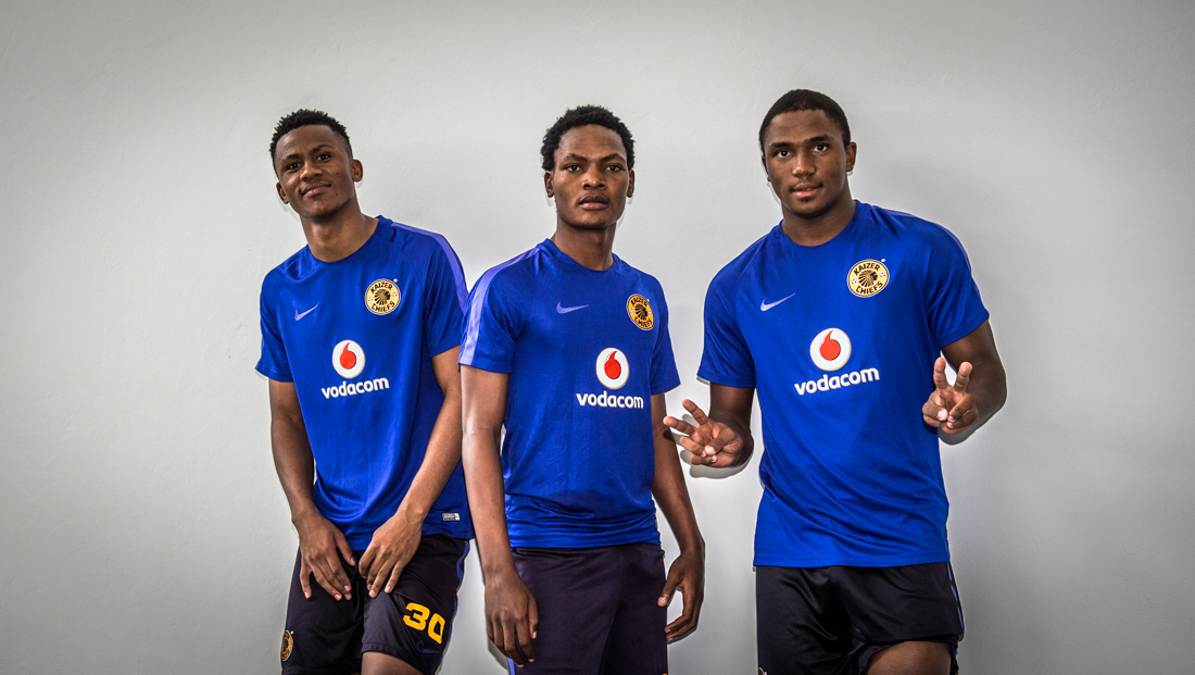 Kaizer Chiefs Fc: Represented KC With Pride