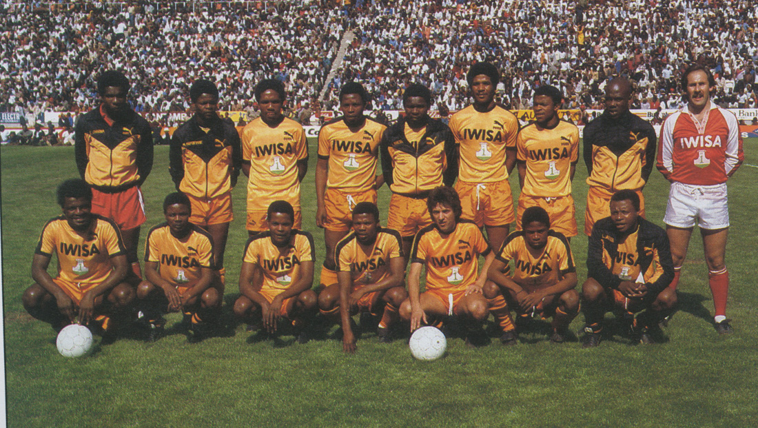 50c52c6694da The eighties were a fantastic period for Kaizer Chiefs, as they proved  again that they are South Africa's 'King of Cups'.
