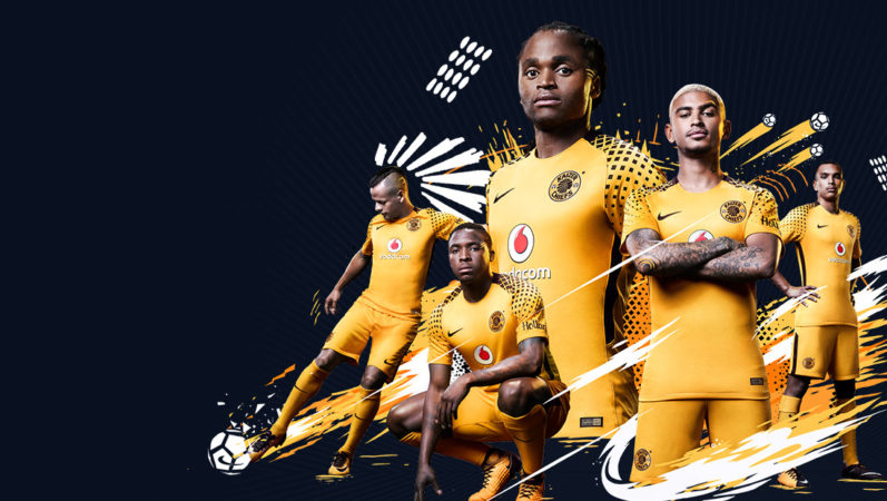5c4cf71fdf05 Nike and Kaizer Chiefs Launch New 2017 18 Home and Away Jersey ...