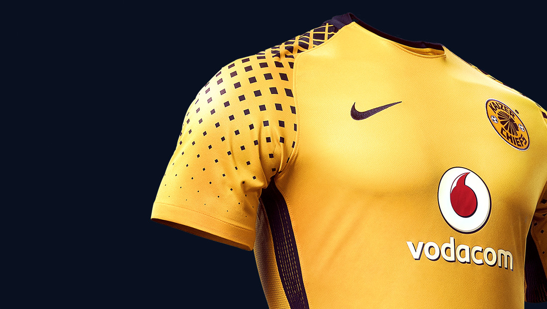 New jersey to be sold at Maize Cup - Kaizer Chiefs