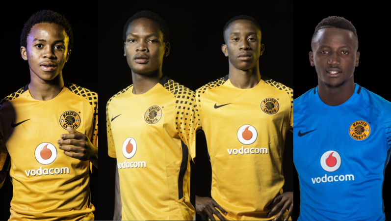 Youngsters Chiefs' Team Join Senior Chiefs - Kaizer