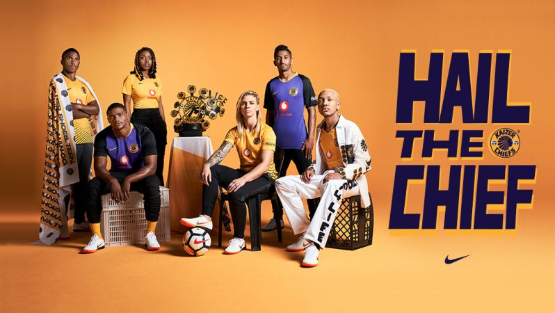 4d4c06eb7 Kaizer Chiefs Reveal New Kits for the 2018-19 Season - Kaizer Chiefs