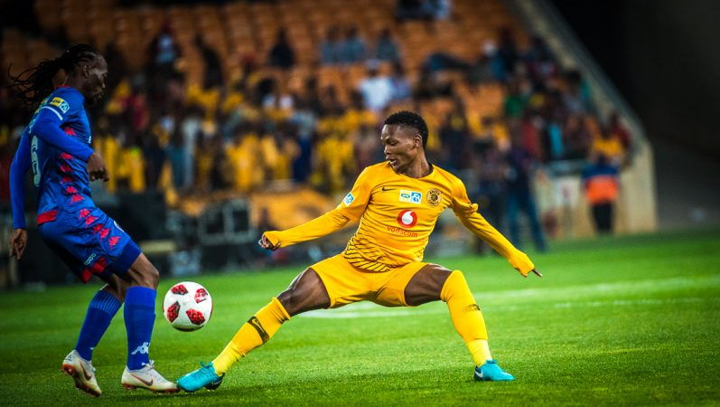Meyiwa in a car accident - Kaizer Chiefs