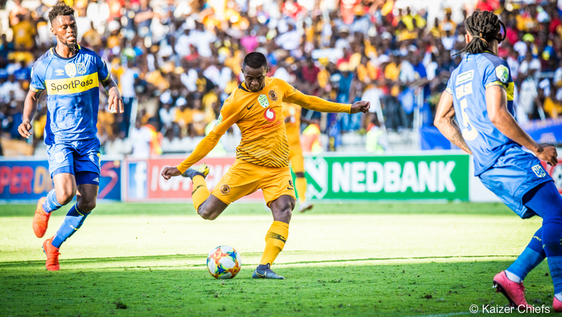 Dax moves to Leopards - Kaizer Chiefs