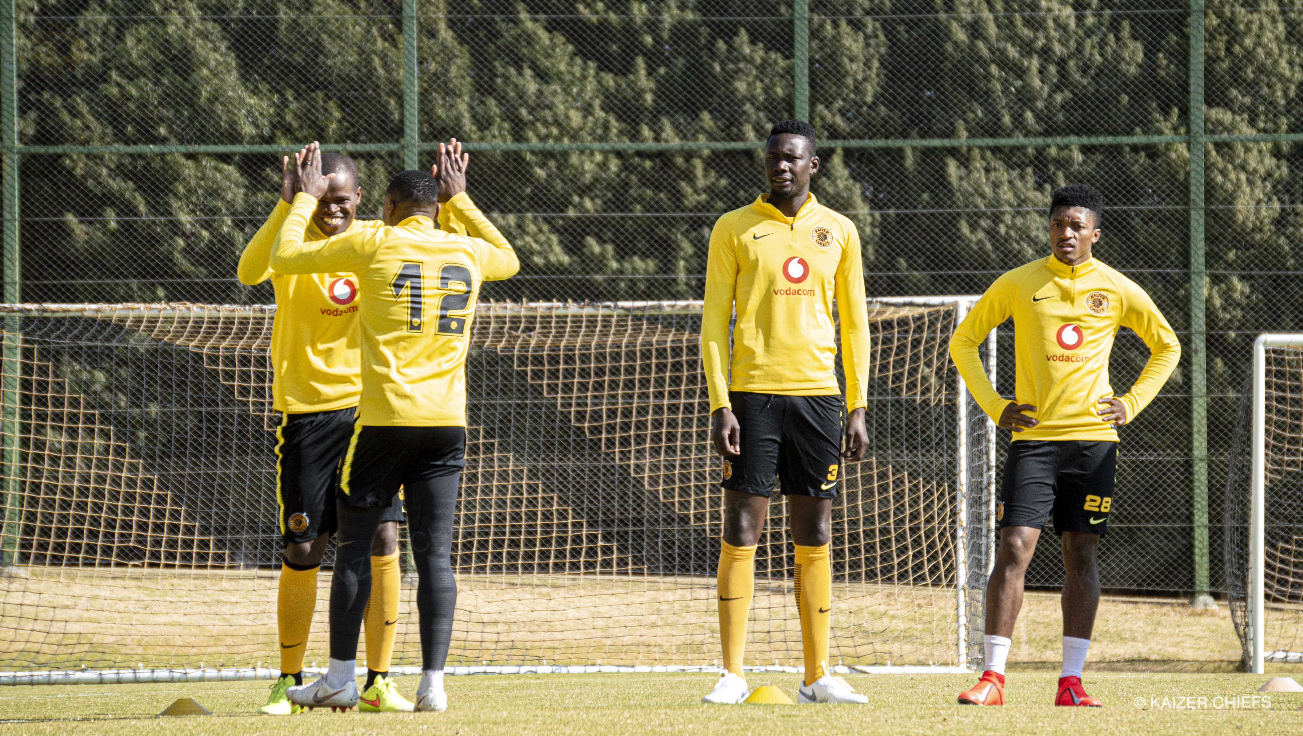 Friendly Visit To Rollers Kaizer Chiefs
