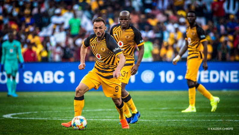 Hunt Era Begins For Chiefs With Maritzburg Clash Kaizer Chiefs