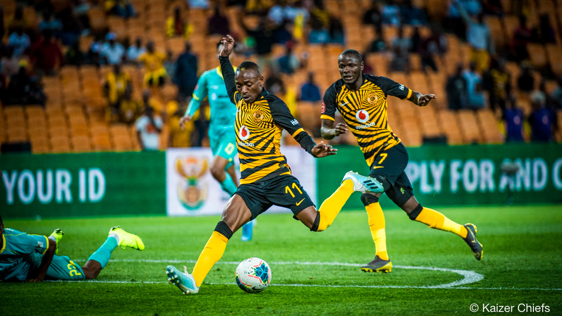 Billiat starts as Middendorp makes 2 changes - Kaizer Chiefs