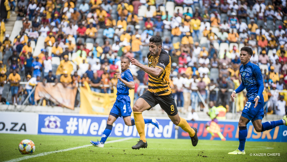Learn from the situation � Castro - Kaizer Chiefs