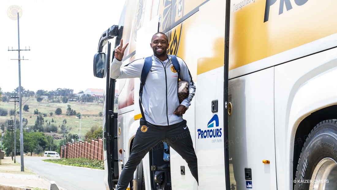 Chiefs travel to Durban to face Arrows - Kaizer Chiefs