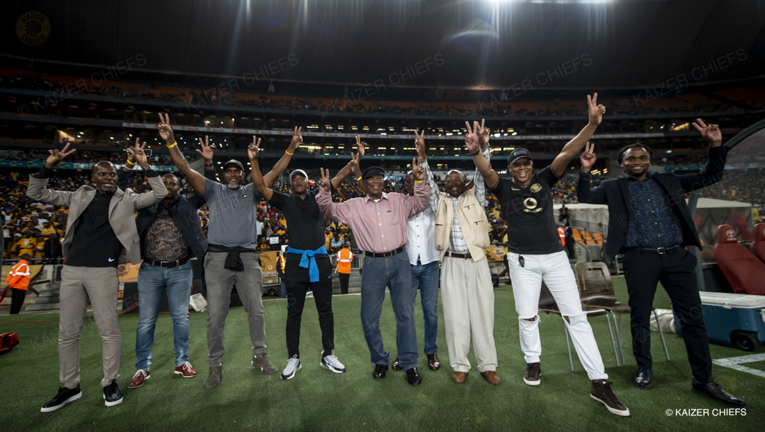Chiefs takes you down memory lane - Kaizer Chiefs
