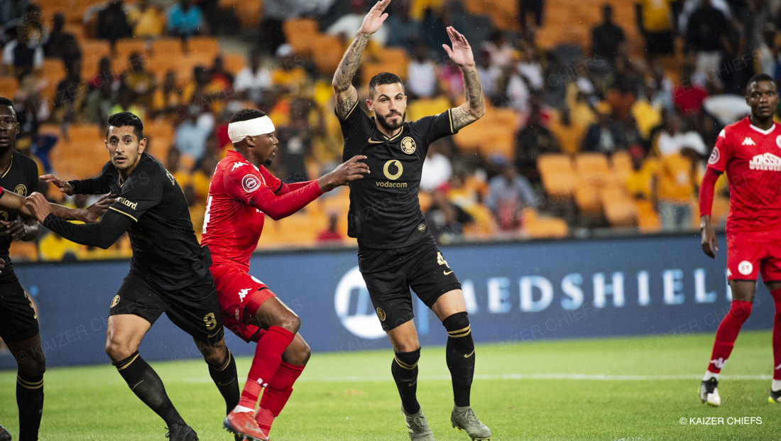 Full house for Chiefs Nedbank Cup clash - Kaizer Chiefs