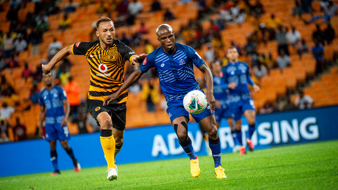 Chiefs go down to Maritzburg - Kaizer Chiefs