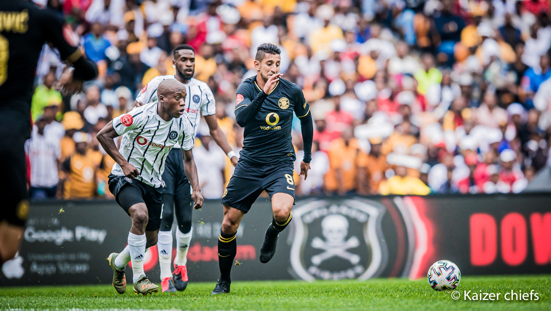 Amakhosi to face Pirates in MTN8 semis - Kaizer Chiefs