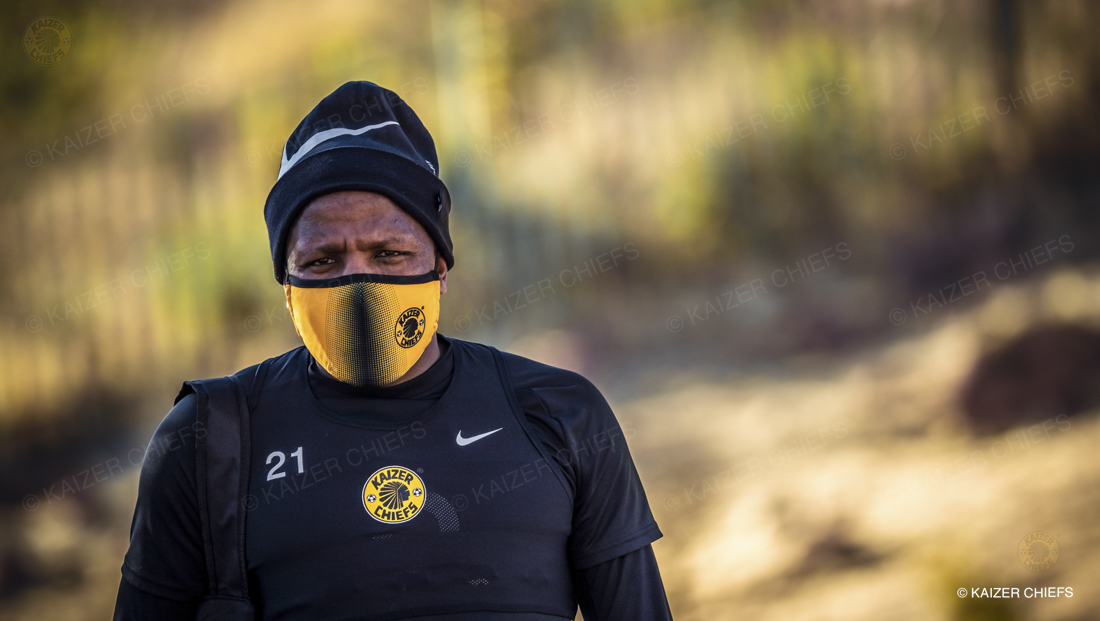 Good to be back on the pitch - Manyama - Kaizer Chiefs