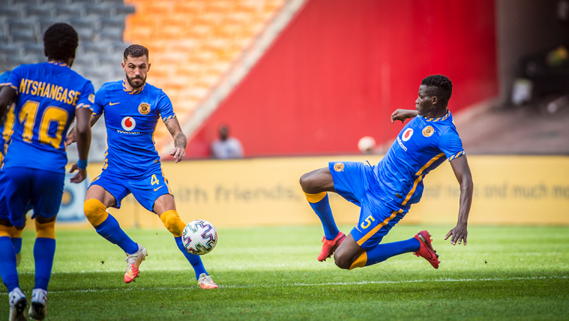 Amakhosi To Face Bamenda Of Cameroon Kaizer Chiefs