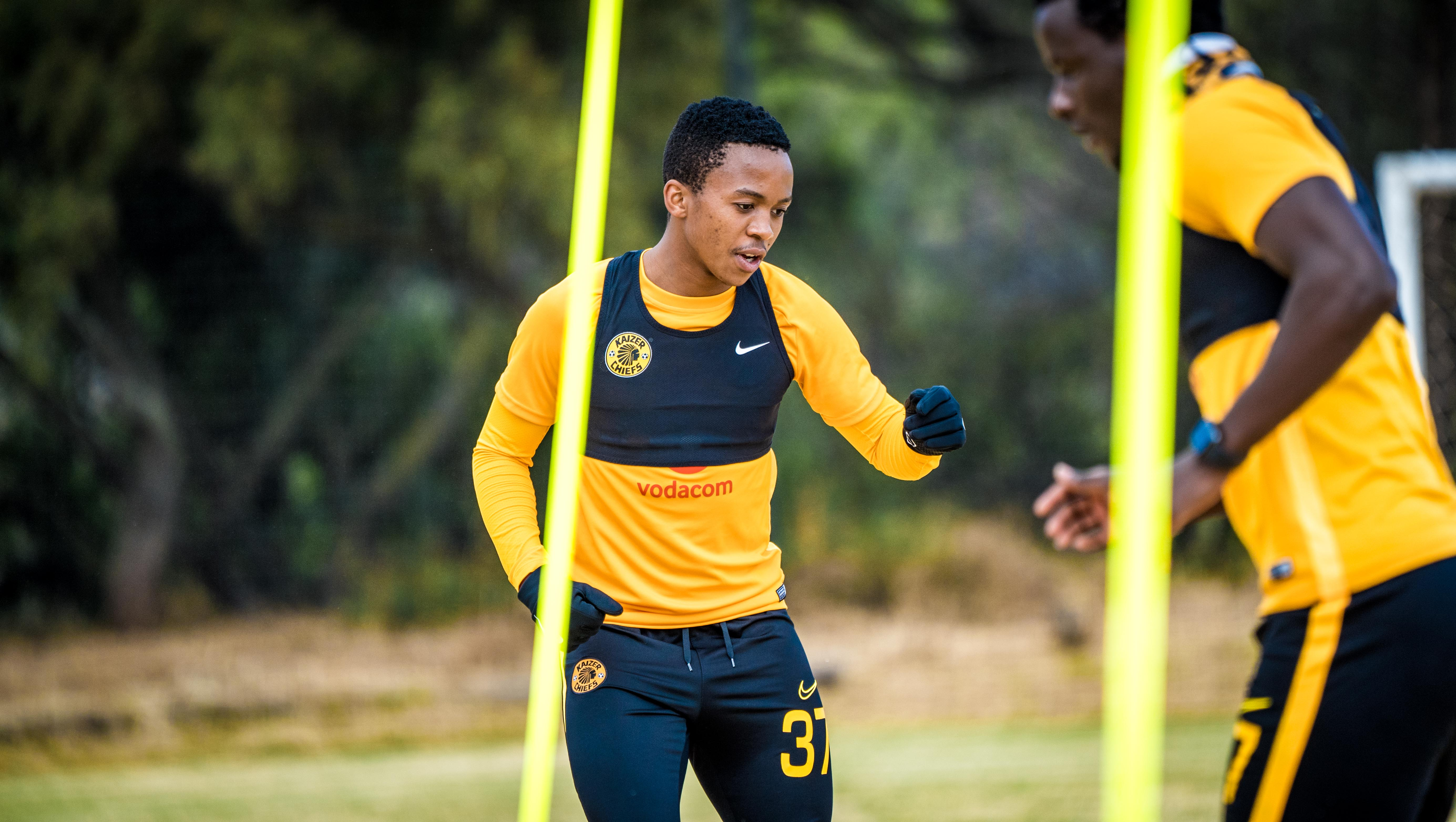 Ngcobo braces for important derby - Kaizer Chiefs