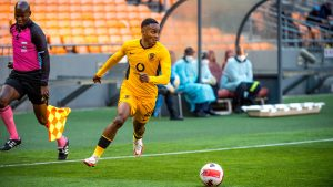 Kaizer Chiefs right back